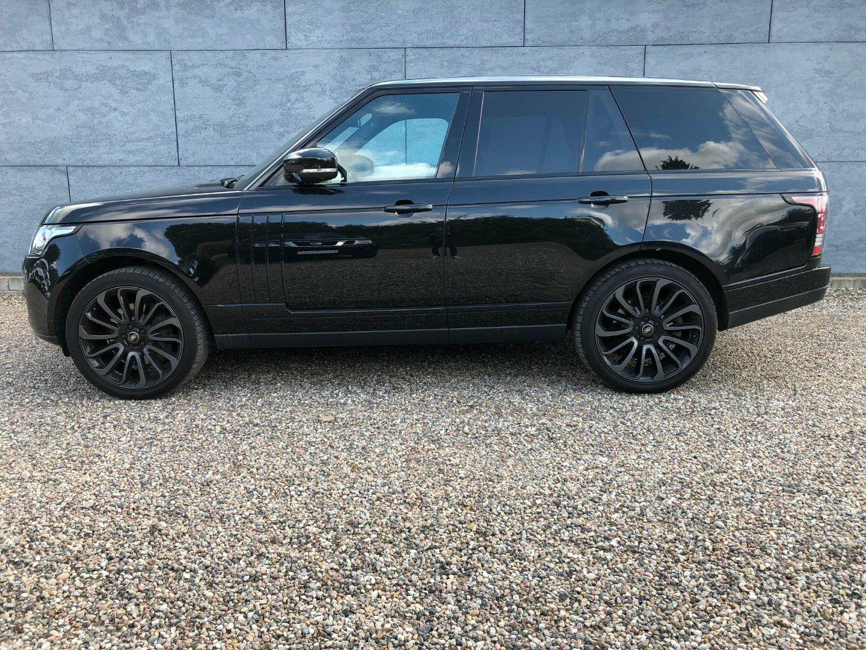 Land Rover Range Rover SDV8 Autobiography Black Aut.