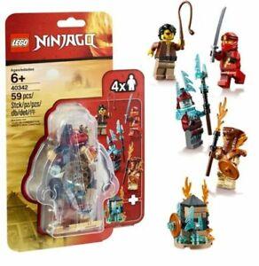 LEGO Ninjago 40342 Minifigure Set BRAND NEW 2019 SEALED