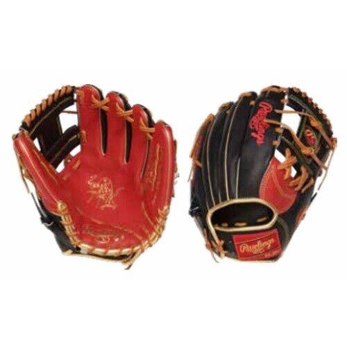 """11.5/"""" Rawlings Heart of the Hide Fielding Glove RHT PRONP4-2SBG"""