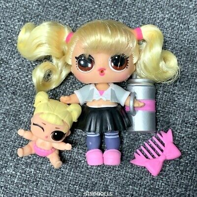 Hairgoals-LOL surprise hairgoals Oops Baby NEUF