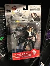 Final Fantasy VIII 8 SQUALL LEONHART Extra Soldier Action Figure Unopened Bandai