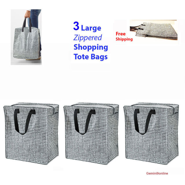 set of 3 IKEA SKUBB BLACK Clothes cover