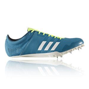 lowest price f282c 9f402 Image is loading Adidas-Adizero-Finesse-Mens-Blue-Running-Track-Field-