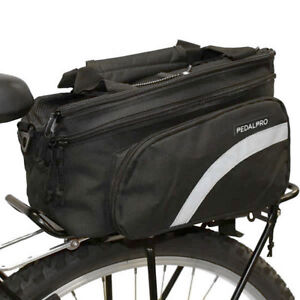 PEDALPRO-BICYCLE-REAR-RACK-PACK-TAIL-PANNIER-BAG-STORAGE-BIKE-CYCLE-COMMUTER-NEW