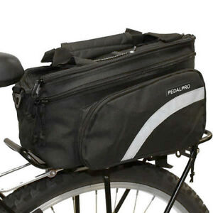 Pedalpro-BICICLETTA-POSTERIORE-Rack-Pack-Tail-collocazione-BAG-STORAGE-BICI-CICLO-pendolare-NUOVO
