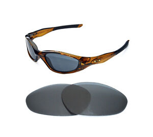 acc82524a5738a Image is loading NEW-POLARIZED-BLACK-REPLACEMENT-LENS-FOR-OAKLEY-MINUTE-
