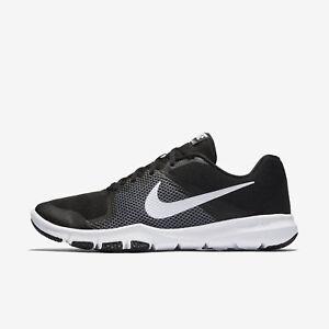 Nike da uomo morbide CONTROLLO TAGLIA 15 BLACK BIANCO GRIGIO 898459 010