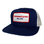 thumbnail 1 - Vintage 90s The Chester Engineers Patch Foam Mesh Snapback Trucker Hat Cap New