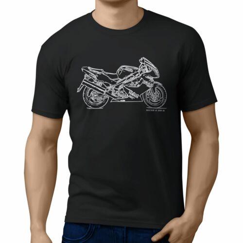 JL Illustration For A Yamaha YZF1000R Thunderace Motorbike Fan T-shirt