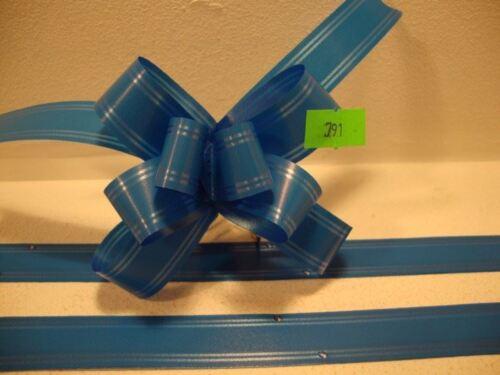 Pull Bows Dark Blue 2cm Pack of 25 791