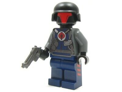CUSTOM G.I CUSTOM LEGO JOE COBRA ------------ ICE VIPER