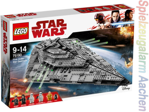 Lego ® Star Wars 75190 Destroyer Premier Ordre ™