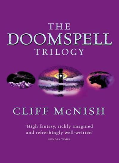 The Doomspell Trilogy By Cliff McNish, Geoff Taylor