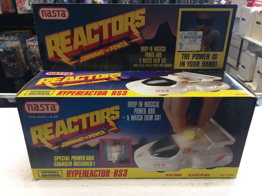 1989 NASTA Reactors Command the Power HYPEREACTOR-RS3