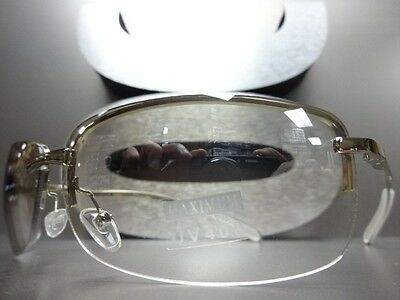 New TRENDY SPORTY DAY or NIGHT Clear Lens CLUB PARTY SUN GLASSES Silver Frame