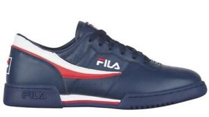 7da0c72433a8 NIB - FILA Men s 11F16LT-460  ORIGINAL FITNESS  Navy SNEAKERS SHOES ...