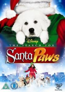 Disney-Buddies-The-Search-for-Santa-Paws-DVD-Region-2