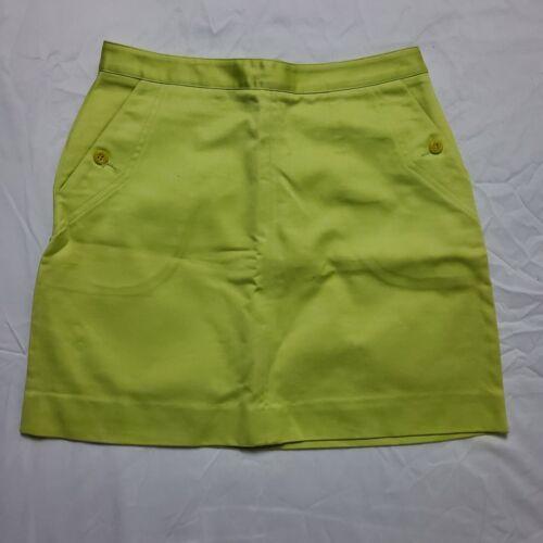 Esprit Neon Green Skirt - image 1
