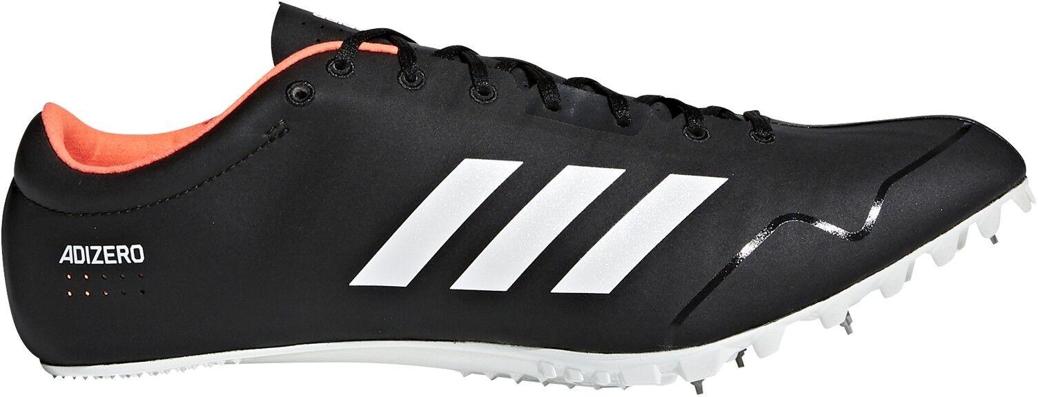 Adidas Adizero Prime SP Track Running Sprint Spikes - Black