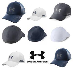 Under Armour Mens Golf Headline 2.0 Cap Baseball Sports UA Hat  063a104c55c3