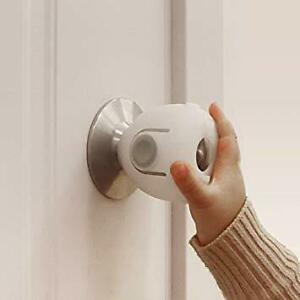 Door Knob Child Safety Covers 4 Pack