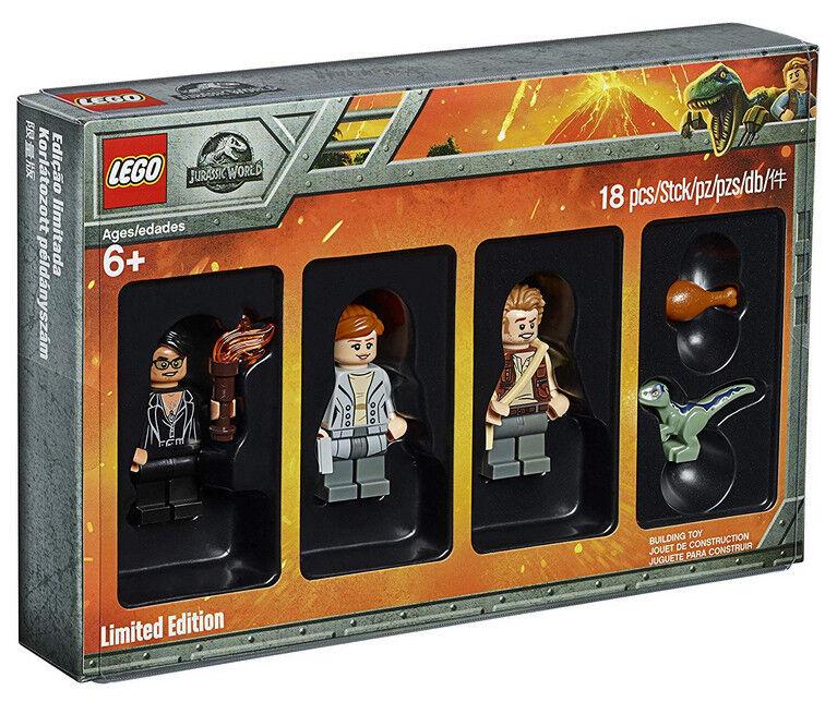Baukästen & Konstruktion LEGO VEST FRIEND REX MINIFIGURE 71023 & BABY RAPTOR DINO LEGO MOVIE 2 SERIES