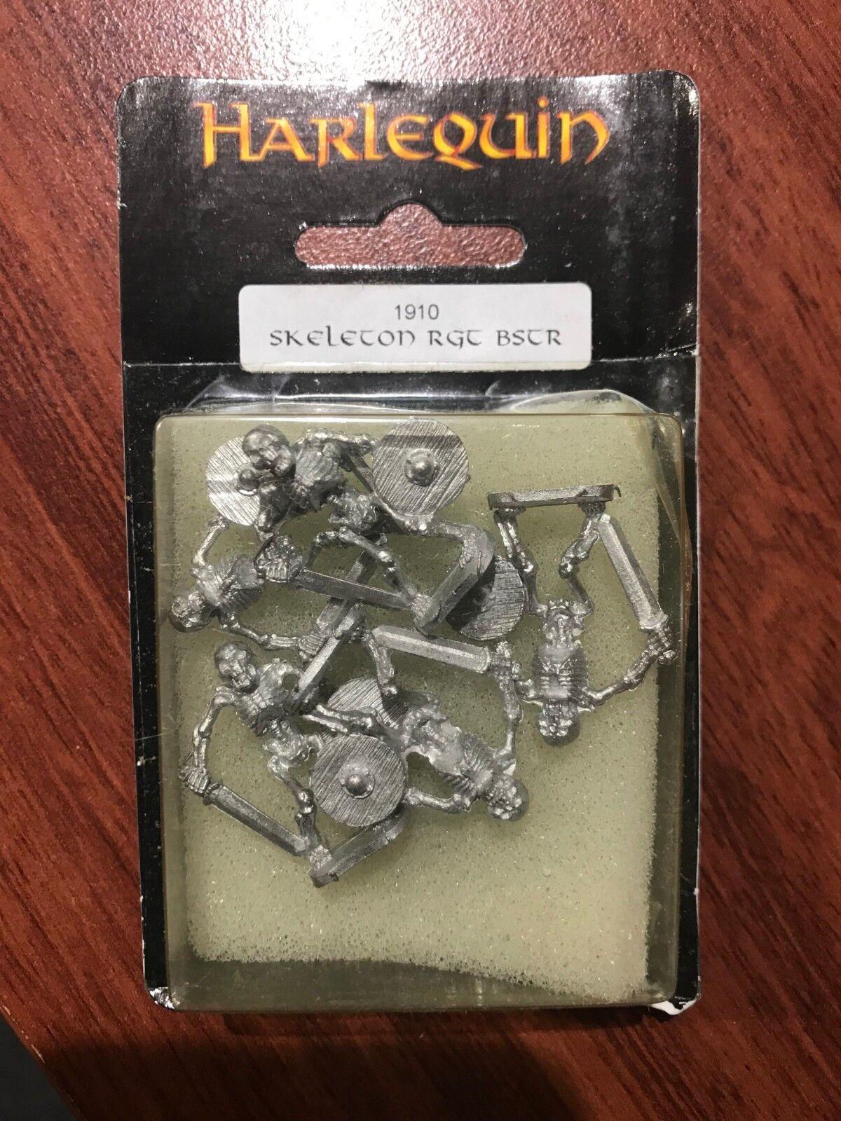 Harlequin Miniatures - Skeleton Swordsmen (50 units) (Vintage models)