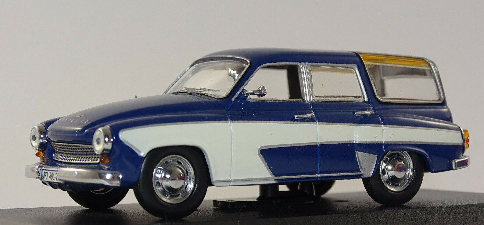 Est Models 056 1960 Wartburg 311 Camping neuf 1 43