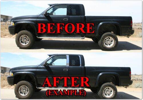 6pc Chrome Pillar Posts for Ford Explorer//Aviator//Mountaineer 02-10 +keyless