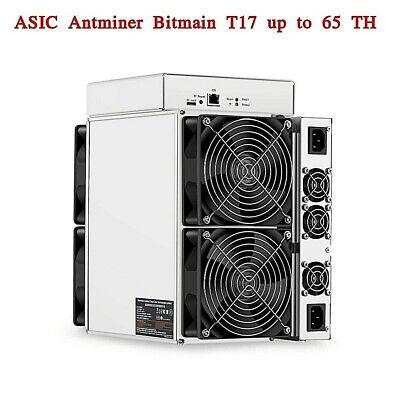 AsicBoost asic Antminer T17 Custom