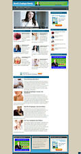Barretts Esophagus Affiliate Website Blog Banners With Free Domain