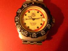 Tag Heuer Professional Formula 1 Lumi Dial Watch.