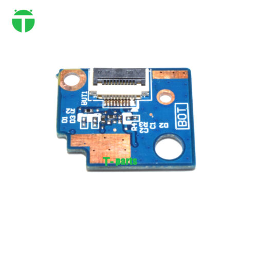 New 00JT819 for Lenovo Thinkpad X1 Carbon 2016 Power Button Switch Board