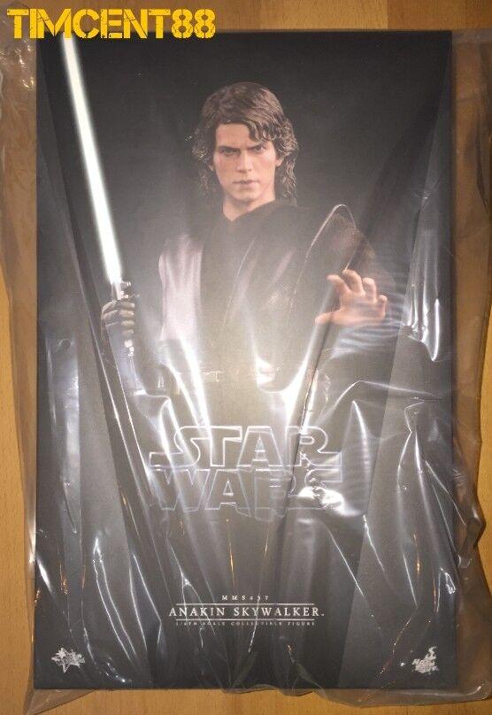 Listo Hot Toys MMS437 Star Wars La Venganza De Los Los Los Sith Anakin Skywalker Christensen  oferta de tienda