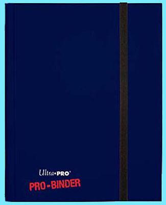 Ultra Pro BLACK PREMIUM 9 Pocket Album Binder MAGIC POKEMON FREE PRIORITY MAIL!!