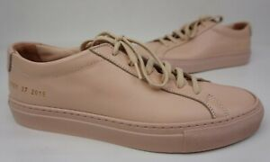 c4dd85ca376 Image is loading Woman-by-Common-Projects-Original-Achilles-Low-Pink-