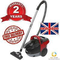 Zelmer (bosch) Aquos Zvc722zk Vacuum Cleaner Hepa Two Modes Bagless Bag Top