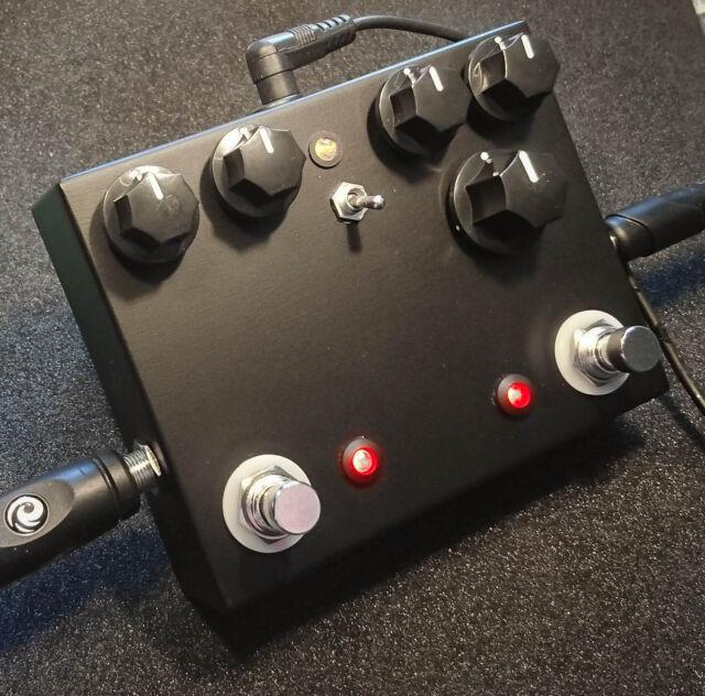 Rafferty handwired Dual FUZZ & Octaver (UNIVOX ou tache + Foxx Tone) & demo