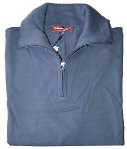 TUTA UOMO felpa invernale calibrata 3XL 4XL 5XL 6XL giacca aperta avio BEBOARD