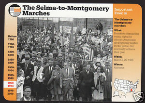 THE-SELMA-TO-MONTGOMERY-MARCHES-1965-Martin-Luther-King-Photo-GROLIER-STORY-CARD