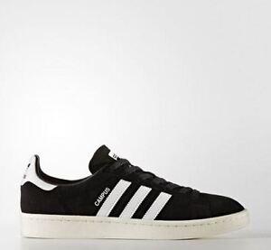 super popular 12119 57a54 adidas original bz bz bz campus de chaussures en daim noir les sz. vite