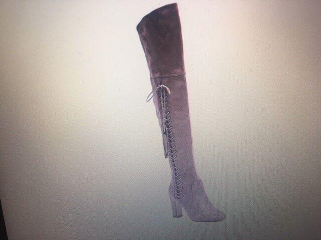 Ninety Ninety Ninety Union Thigh High Boots b0f7f0