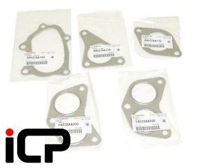 Genuine-Exhaust-Turbo-Manifold-Up-Downpipe-Gasket-Kit-Fits-Impreza-WRX-STi