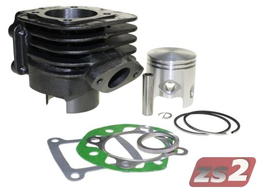 70ccm Racing Sport Zylinder Kit Set komplett für MBK Booster 12'''' N