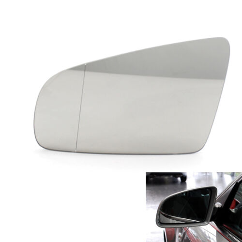 Rearview Mirror Glass 8E0 For Audi A3 A4 B6 B7 A6 C6 Pair Convertible