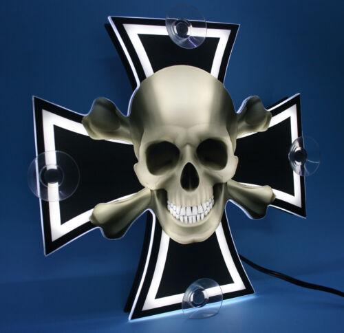 Motiv 413/_Wiking VOLVO Lkw LED Schild für die Frontscheibe Kreuz