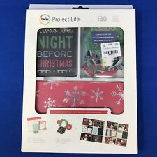 180pc Project Life STORIES VALUE KIT 380859 BOLD SIMPLE CLEAN ARTWORK