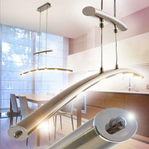 Hängelampe LED Ess Leuchten Küchen Wohn Zimmer Lampe Pendelleuchte mit Dimmer