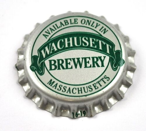Wachusett Brewing Beer Bier Kronkorken USA Bottle Cap Plastikdichtung