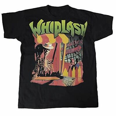 Whiplash Ticket To Mayhem 1987 Album Cover T-Shirt